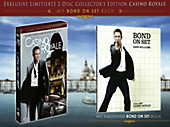 James Bond: Casino Royale - 2-Disc Collector's Edition, inklusive Buch Bond on Set, Ian Fleming