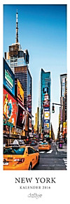 New York Panoramakalender 2016